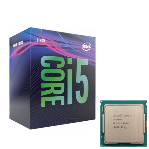 INTEL Core i5 9400 6 2.90 GHz 9MB LGA1151 Gaming İşlemci