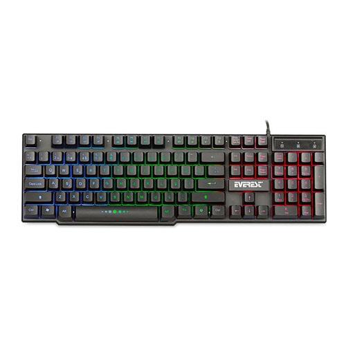 EVEREST KB-X88 Q Usb Gökkuşağı Aydınlatmalı Gaming Klavye