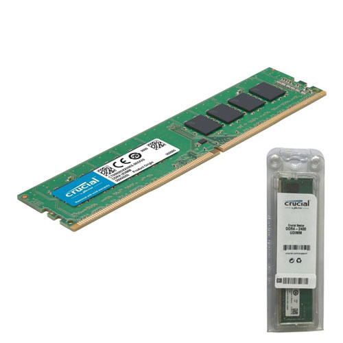 CRUCIAL BASICS SERIES 4GB 2400Mhz DDR4 Pc Ram CB4GU2400
