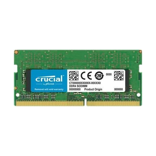 CRUCIAL BASICS SERIES 8GB 2400Mhz DDR4 Notebook Ram CB8GS2400
