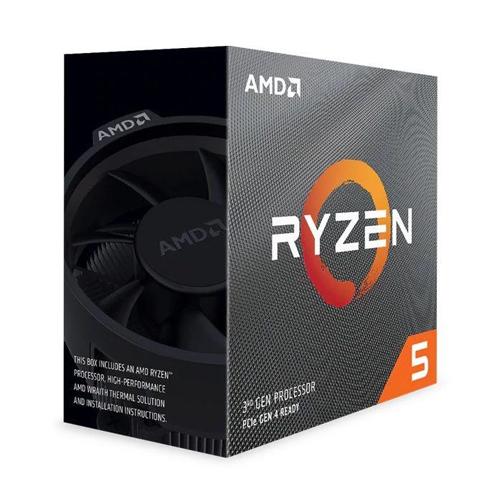 AMD RYZEN 5 3400G 4 3.7GHz 4MB 65 W AM4 KUTULU+FANLI