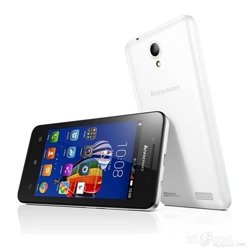 Lenovo A319 White 5 MP 4 Dokunmatik Cep Telefonu