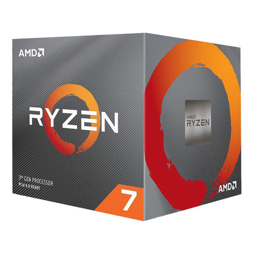 AMD RYZEN 7 3800X 8 3.9/4.5GHz 32 MB 105W AM4 Wraith Prism with RGB LED FAN VAR