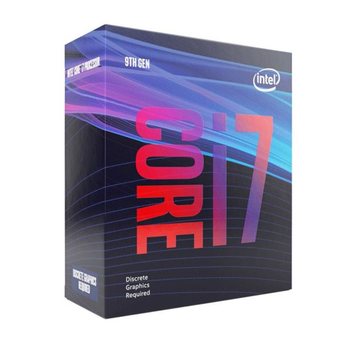 INTEL Core i7 9700F 6 3.00 GHz 12MB LGA1151 COFFEELAKE BOX FAN VAR