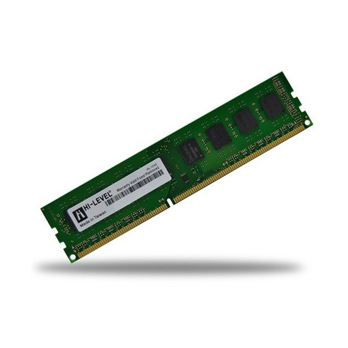 HI-LEVEL 8GB 1600Mhz DDR3 Pc Ram HLV-PC12800D3/8G Kutulu
