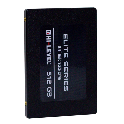 HI-LEVEL Elite Serisi 2.5 512GB SSD SATA3 560/540 HLV-SSD30ELT/512G