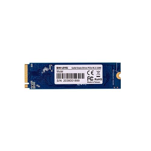 HI-LEVEL 256GB SSD M.2 NVMe PCIe 3300/1200 HLV-M2PCIeSSD2280/256G
