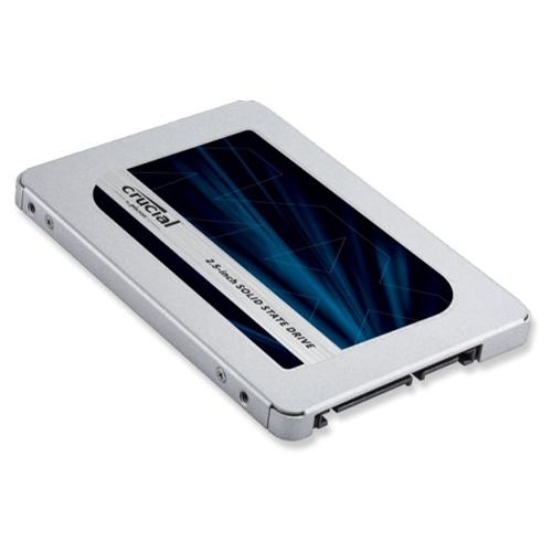 CRUCIAL MX500 2.5 2TB SSD 6G SATA 560/510 CT2000MX500SSD1 (Çevirici Aparat Dahil)
