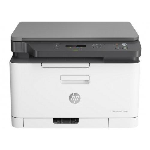 HP 4ZB96A Laserjet 178nw Renkli Yazıcı A4 Fotokopi Tarayıcı 19 ppm S/B 19 ppm Renkli Wireless+Usb2.0+Network