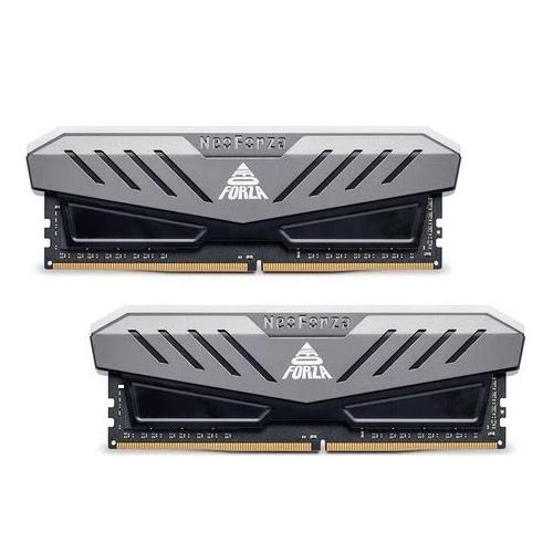 NEOFORZA MARS RGB 16GB (2x8GB) 3200Mhz DDR4 Soğutuculu CL16 Gaming PC Ram NMGD480E82-3200DF20 (1.35V)