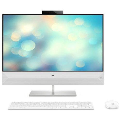 HP 27-xa0007nt 6PU98EA i7 9700T 2,01GHz 16GB 1TB + 128GB SSD 2GB MX230 27 Dos Cam Beyaz