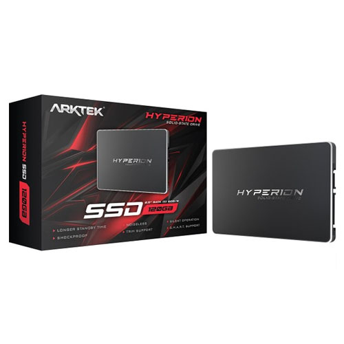 ARKTEK 2.5 120GB Ssd Disk SATA3 514/429