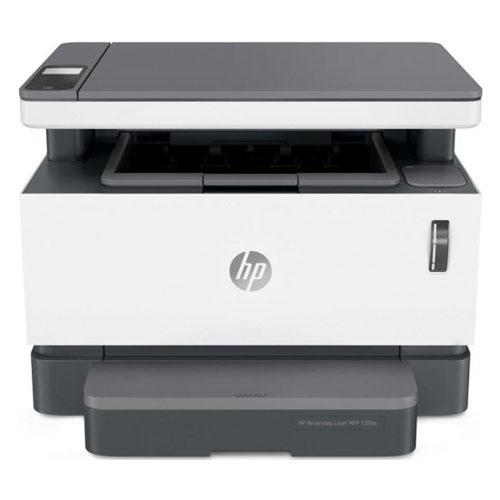 HP 4QD21A Laser NEVERSTOP 1200A Mono A4 Yazıcı Fotokopi Tarayıcı 64MB Ram 20 ppm S/B USB 2.0