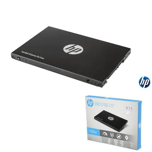 Hp S700 2.5 120GB Ssd Disk 550/480 2DP97AA