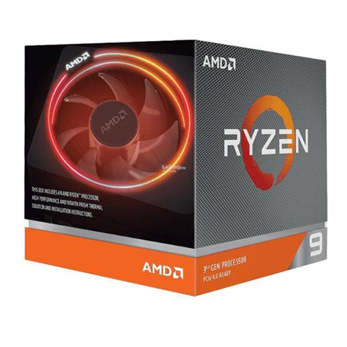 AMD RYZEN 9 3900X 12 Çekirdek 3.8/4.6GHz 64 MB AM4 105W (Ekran Kartı Gerekir)