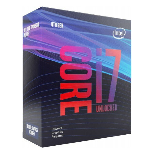 INTEL Core i7 9700KF 8 3.6 GHz 12MB LGA1151 COFFEELAKE BOX FAN YOK
