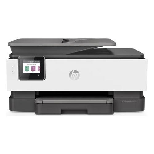 HP 1KR70B Officejet Pro 8013 Renkli Inkjet Yazıcı A4 Fotokopi Tarayıcı 28 ppm S/B 28 ppm Renkli USB 2.0 , Wi-Fi