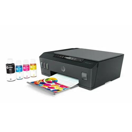 HP 1TJ09A TANKLI 515 Renkli Inkjet Yazıcı A4 Fotokopi Tarayıcı 22 ppm S/B 22 ppm Renkli USB 2.0 , Wi-Fi