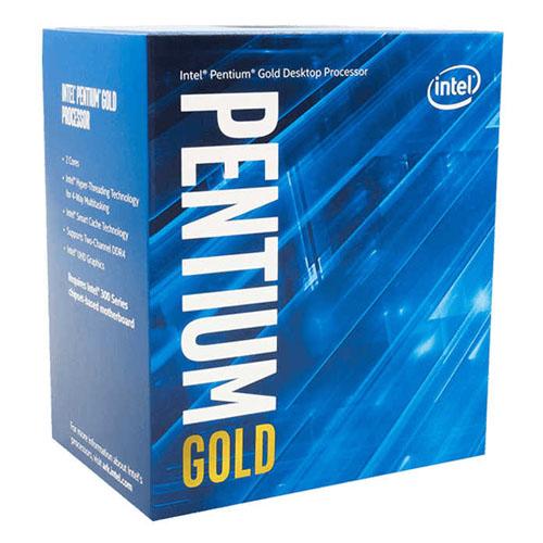 INTEL G5420 Pentium Gold 3.80GHz VGA 1151P V2 anakartlar ile uyumludur