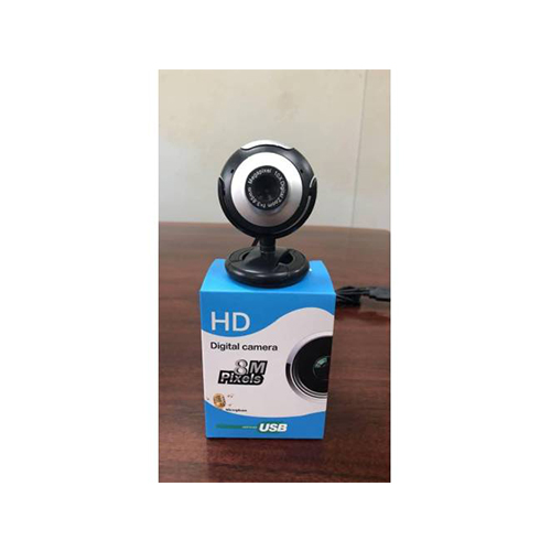 Oem HD 8 Mp USB 2.0 Mikrofonlu Ayaklı Webcam