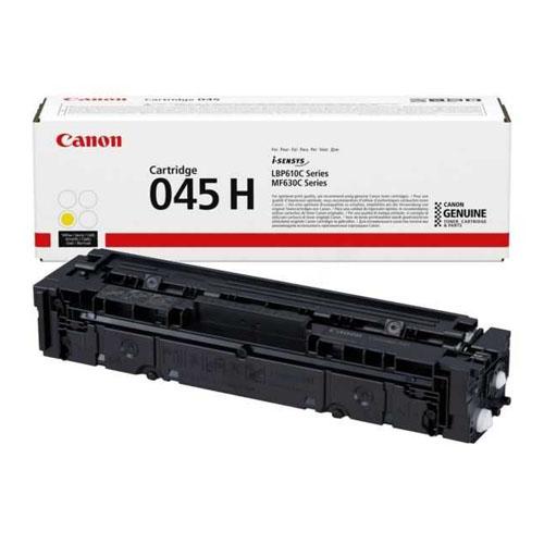 Canon CRG-045HY Yüksek Kapasiteli Toner 2.200 Sayfa Sarı
