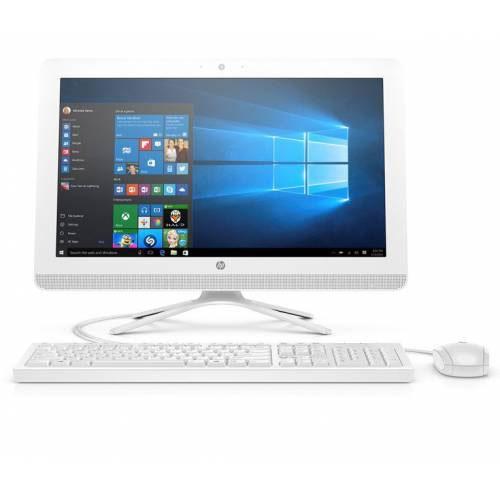 HP 20-C411NT 8AW47EA Celeron J4005 2,00 GHz 4GB 1TB 19.5 Dos Cam Beyaz