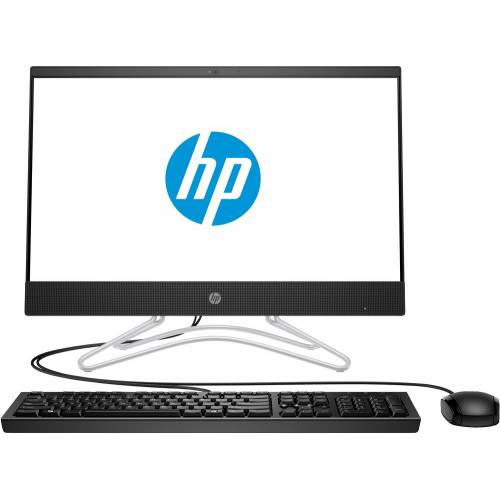 HP 22-C0084NT 9HF80EA i3 9100T 3,10 GHz 4GB 1TB 21.5 Dos Siyah