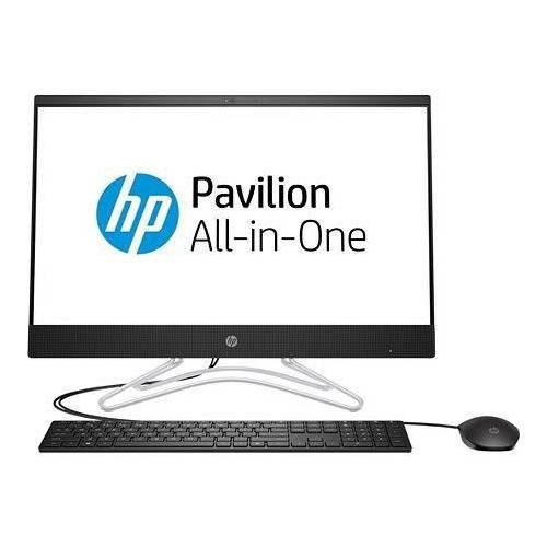 HP 24-F0060NT 8UH24EA i5 9400T 1,80 GHz 4GB 256GB SSD 23.8 Dos Siyah