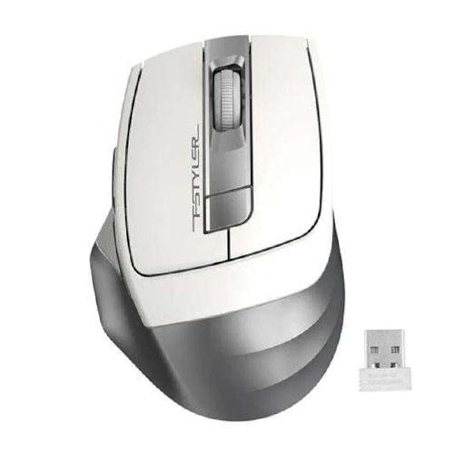 A4 Tech FG35 USB NANO KABLOSUZ OPTIK GÜMÜŞ 2000 DPI MOUSE