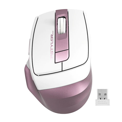 A4 Tech FG35 USB NANO KABLOSUZ OPTIK PEMPE 2000 DPI MOUSE