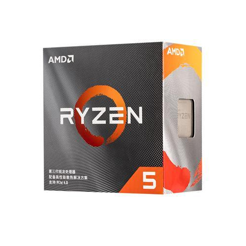 AMD RYZEN 5 3500x 6 3.6 GHz 35MB Tray Fanlı AM4 65W