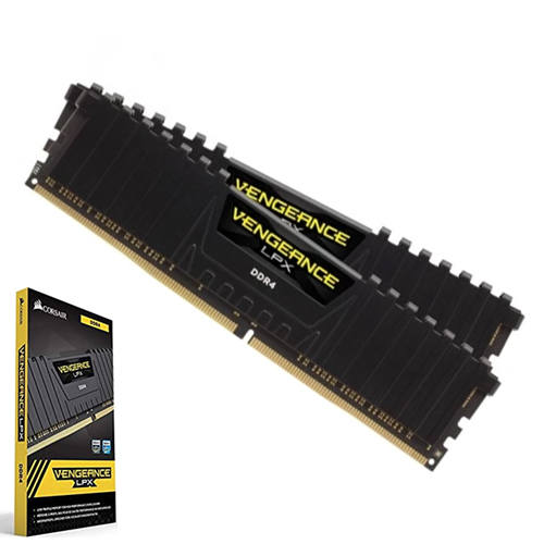CORSAIR VENGEANCE LPX GAMING 16Gbx2 3600Mhz DDR4 Pc Ram CMK32GX4M2Z3600C18