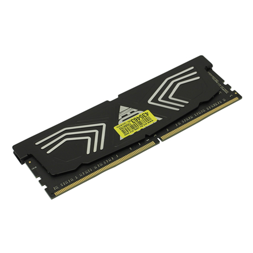 NEOFORZA BLACK FAYE 8GB 3000Mhz DDR4 Soğutuculu CL15 Gaming PC Ram NMUD480E82-3000DB11 (1.35V)