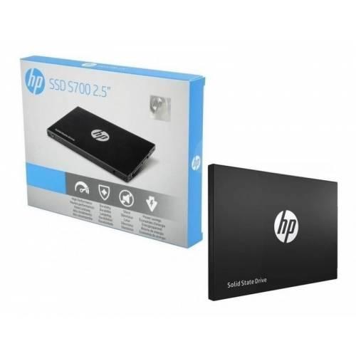 Hp S700 2.5 250GB SSD SATA III 562-516MB/s 2DP98AA 3D NAND