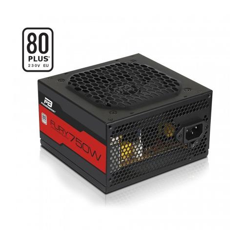 POWERBOOST FURY BST-ATX750WEU 750W 80+ Atx Power Supply 12 Cm Fan Kutulu