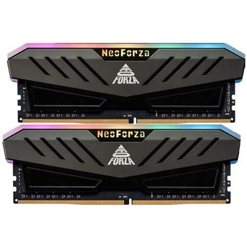 NEOFORZA MARS RGB 16GB (2x8GB) 3600Mhz DDR4 Soğutuculu CL19 Gaming PC Ram NMGD480E82-3600DF20 (1.35V)