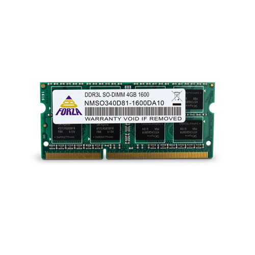 NEOFORZA 4GB 1600Mhz DDR3 CL11 Notebook Ram NMSO340C81-1600DA10 (1.35V)
