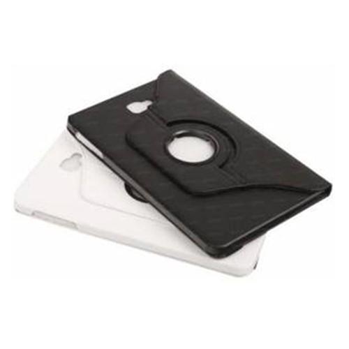 Samsung Galaxy Tab S6 T860 EF-DT860BJEGTR Tablet Klavyesi + Deri Kılıf Siyah