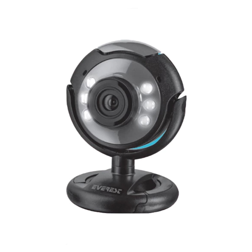 EVEREST SC-824 300K 480P USB MIKROFONLU WEBCAM