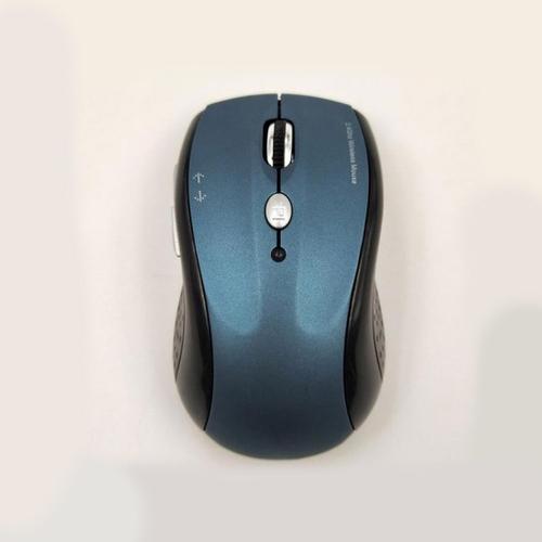 Everest SMW-266 Usb 2,4Ghz Optik Wireless Mavi Mouse