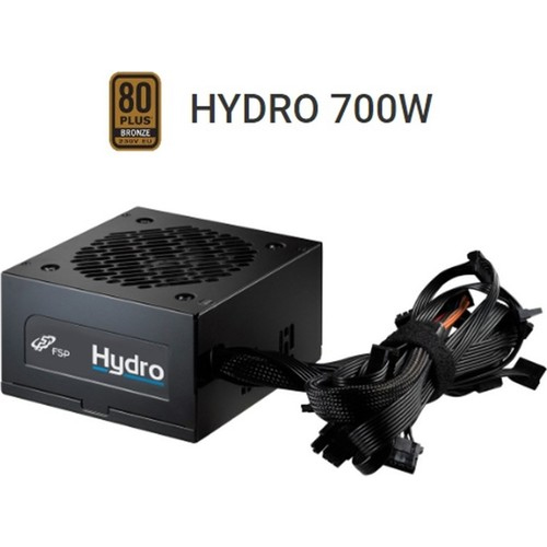 FSP Speed Series 700W 12 Cm Fan 80 Plus Bronze HYDRO 700W Actıve PFC