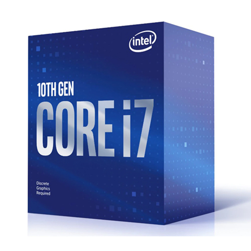 INTEL COMETLAKE CORE I7 10700F 8 2.9 GHZ (4.8 GHZ MAX.) 16Mb SOKET 1200 BOX FAN VAR