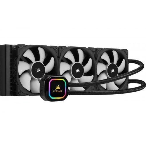 CORSAIR ICUE H150I RGB PRO XT CW-9060045-WW INTEL / AMD Alüminyum 360 MM Cpu Su Soğutma Seti