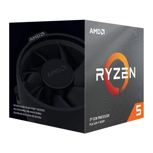 AMD RYZEN 5 3500X 6 3.6 GHz 35MB Kutulu Box AM4 65W