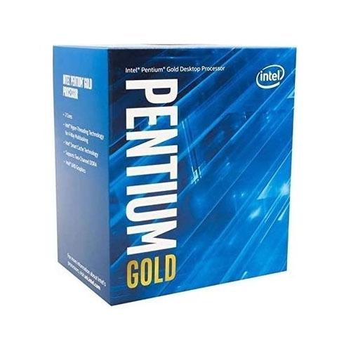 INTEL Intel G6400 Pentium Gold 4.00 GHz 4MB VGA 1200 COFFEELAKE BOX FAN VAR