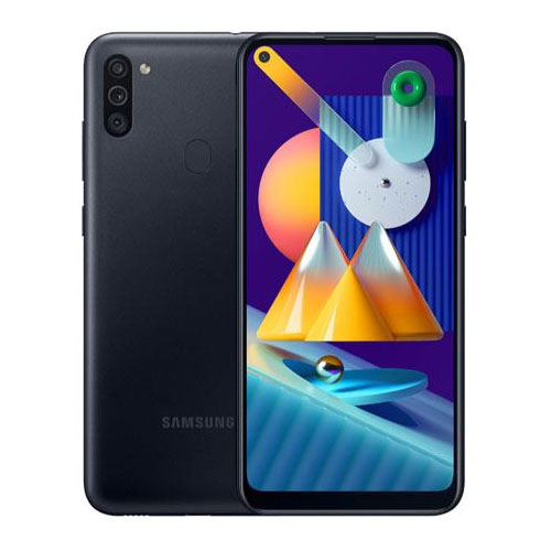 Samsung Galaxy M11 Black 13 MP 4.5G 6.4 32 GB / 3 GB Samsung Türkiye İSTSTOK