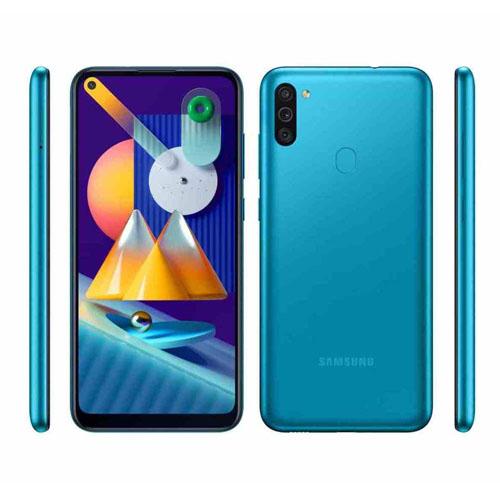Samsung Galaxy M11 Blue 13 MP 4.5G 6.4 32 GB / 3 GB Samsung Türkiye İSTSTOK