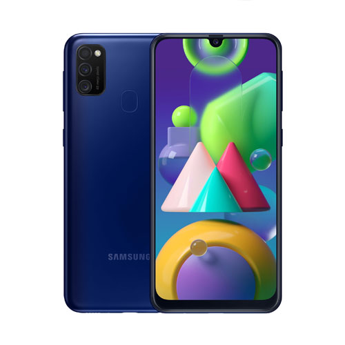 Samsung Galaxy M21 Blue 48 MP 4.5G 6.4 64GB/4GB Distribütör