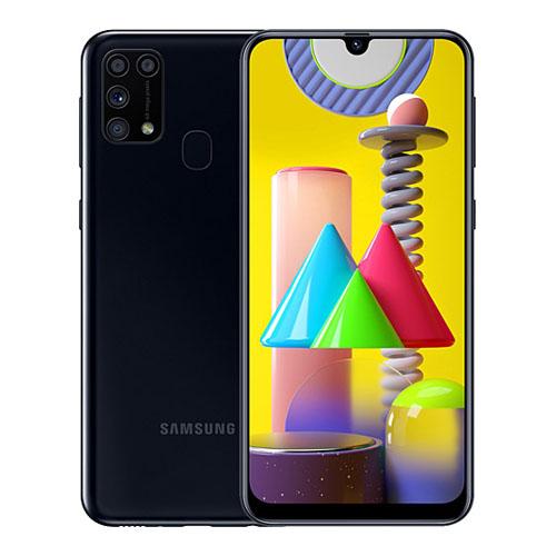 Samsung Galaxy M31 2020 Black 64 MP 4.5G 6.4 128GB-6GB Distribütör
