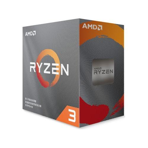 AMD RYZEN 3 3100 3.6 GHz 18MB MPK KUTUSUZ +FANLI AM4 65W (Ekran Kartı Gerekir)